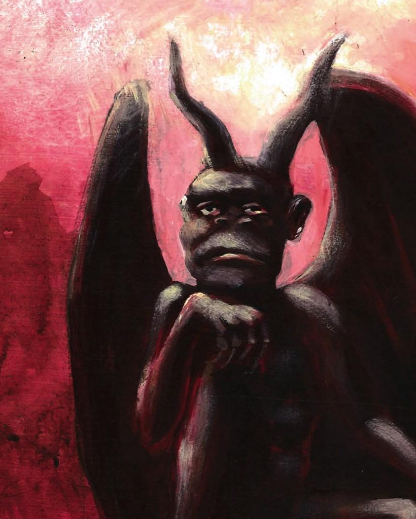 Viktor the Gargoyle